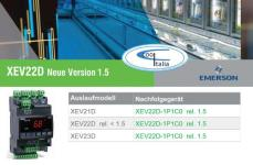 XEV22D new version